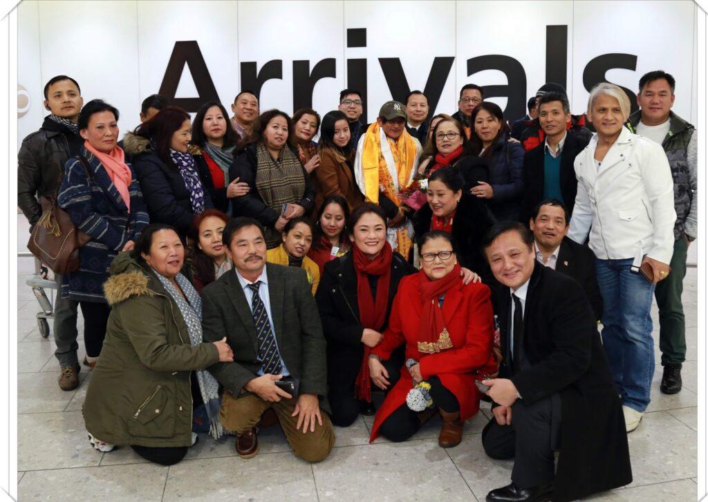 Arrival of Raju Lama 2020