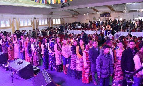 Sonam Lhochhar celebration 2020